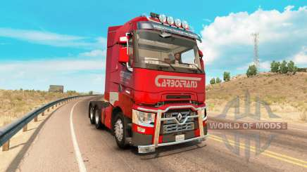 Renault T-Series v6.2 für American Truck Simulator