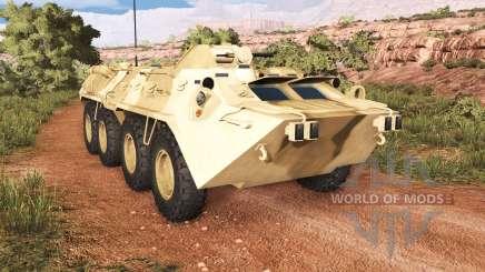 BTR-80 v2.2 pour BeamNG Drive