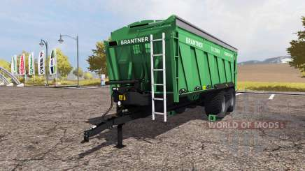BRANTNER TA 23065-2 Power Push multifrucht pour Farming Simulator 2013