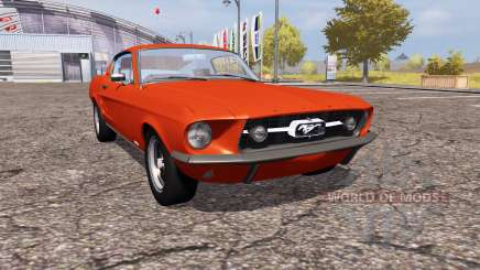 Shelby GT500 1967 pour Farming Simulator 2013