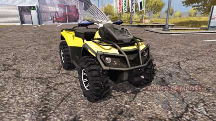 Can-Am Outlander 1000 XT für Farming Simulator 2013