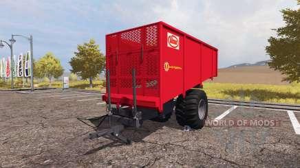 Vicon T-Rex Shuttle für Farming Simulator 2013