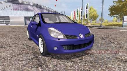 Renault Clio R.S. pour Farming Simulator 2013