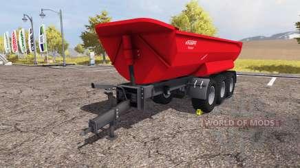 Krampe Halfpipe HP 30 multifruit v1.1 pour Farming Simulator 2013