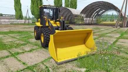 John Deere 524K für Farming Simulator 2017