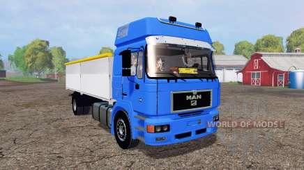 MAN F90 v1.4 für Farming Simulator 2015