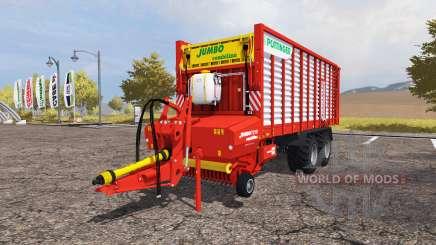 POTTINGER Jumbo 7210 Combiline pour Farming Simulator 2013