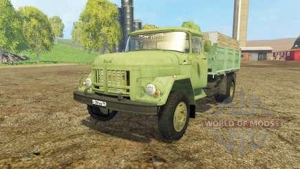 ZIL 130 Amur v4.0 für Farming Simulator 2015