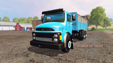 Mercedes-Benz 1518 pour Farming Simulator 2015