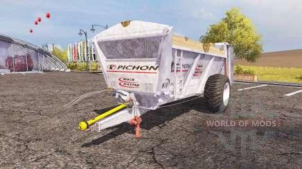 PICHON Muck Master M16 pour Farming Simulator 2013