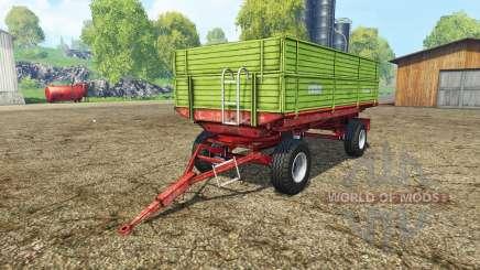Krone Emsland pour Farming Simulator 2015