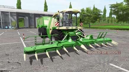 Krone BiG X 1100 cargo für Farming Simulator 2017