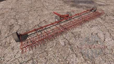 La traînée de chaume harrow pour Farming Simulator 2013