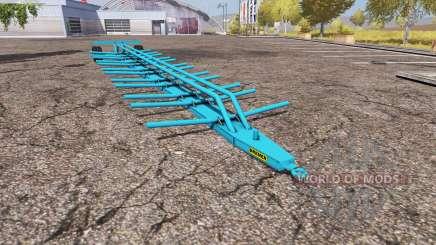 Bremer bale trailer v1.1 pour Farming Simulator 2013