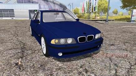 BMW 540i (E39) für Farming Simulator 2013