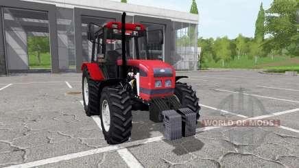 Belarussische 1025.5 für Farming Simulator 2017