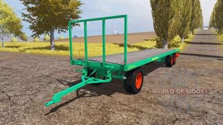 Aguas-Tenias PGRAT v3.5 pour Farming Simulator 2013