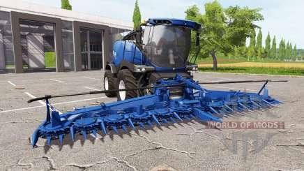 New Holland FR850 v6.0 für Farming Simulator 2017