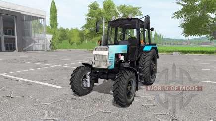 Belarus MTZ 920 v2.1 für Farming Simulator 2017