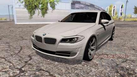 BMW 535i (F10) pour Farming Simulator 2013