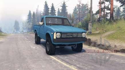 Toyota Hilux 1981 für Spin Tires