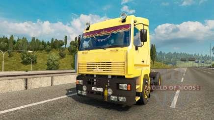 MAZ 5440 pour Euro Truck Simulator 2