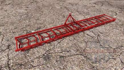 Monté chaume harrow pour Farming Simulator 2013