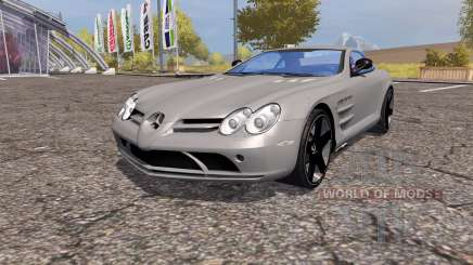 Mercedes-Benz SLR McLaren (C199) v2.0 für Farming Simulator 2013