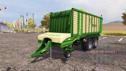 Krone ZX 450 GD v1.1 für Farming Simulator 2013