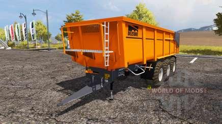Dezeure D33A pour Farming Simulator 2013
