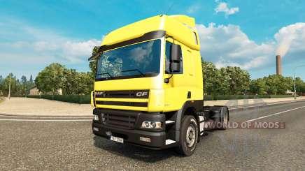 DAF CF 85 v1.1 pour Euro Truck Simulator 2