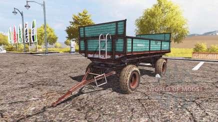 Mengele DR 57 pour Farming Simulator 2013