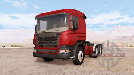 Scania R-Series v0.61 pour BeamNG Drive