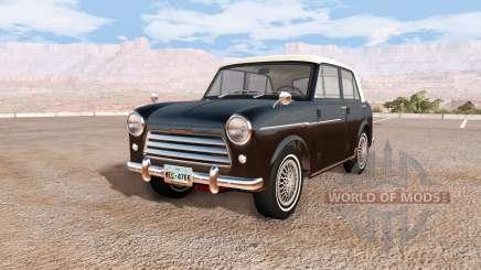 Satsuma 210 1958 v4.0 pour BeamNG Drive