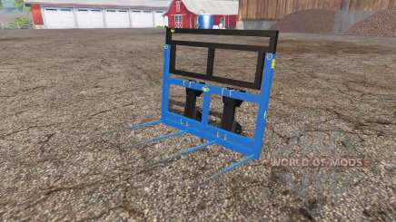 Robert ballengabel v2.1 pour Farming Simulator 2015