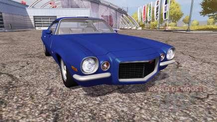 Chevrolet Camaro Z28 1973 pour Farming Simulator 2013
