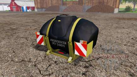 AMAZONE FT 1001 eco black edition v2.0 für Farming Simulator 2015