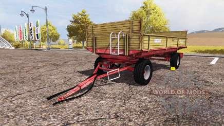 Krone Emsland ballcarts pour Farming Simulator 2013