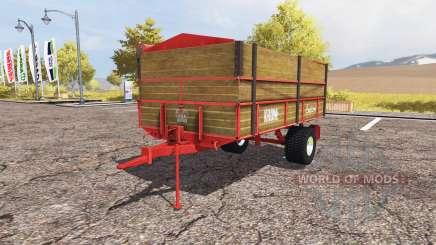 Krone Emsland EDK multifruit pour Farming Simulator 2013