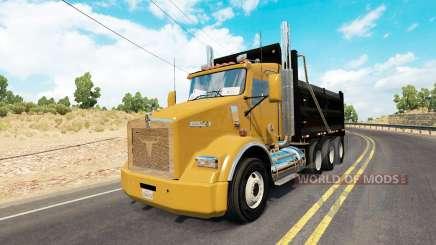 Kenworth T800 dump pour American Truck Simulator
