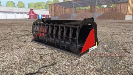 Juraccessoire grab bucket v1.1 pour Farming Simulator 2015