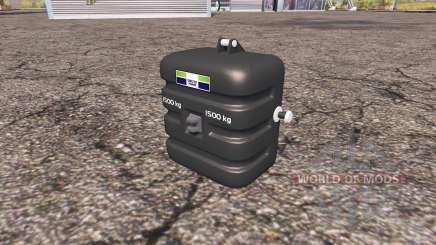 Weight Deutz-Fahr pour Farming Simulator 2013
