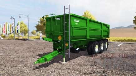 Krampe Big Body 900 S multifruit v1.5 pour Farming Simulator 2013
