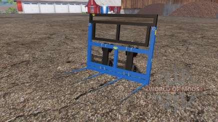 Robert ballengabel v2.0 pour Farming Simulator 2015
