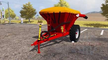 Jan Tanker 10500 pour Farming Simulator 2013