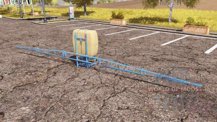 Pilmet sprayer v2.0 pour Farming Simulator 2013