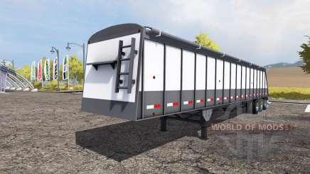 Cornhusker trailer v2.0 pour Farming Simulator 2013