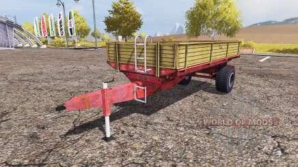Krone Emsland EDK pour Farming Simulator 2013