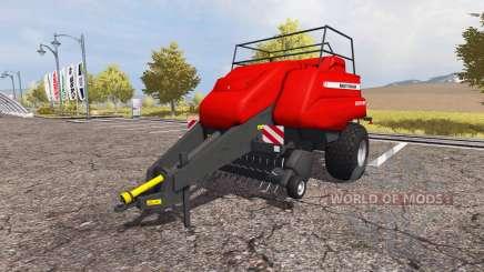 Massey Ferguson 2190 Hesston v3.0 pour Farming Simulator 2013