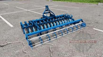 LEMKEN Heliodor 8-400 pour Farming Simulator 2017
